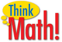 Think Math! logo